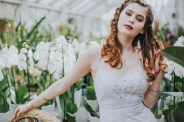 Festival Bridal Style For The Rock And Roll Bride 3