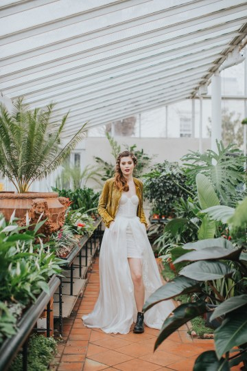 Festival Bridal Style For The Rock And Roll Bride 34