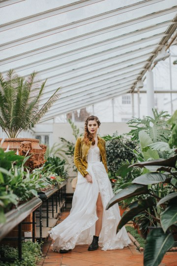 Festival Bridal Style For The Rock And Roll Bride 36