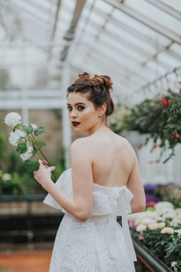 Festival Bridal Style For The Rock And Roll Bride 67