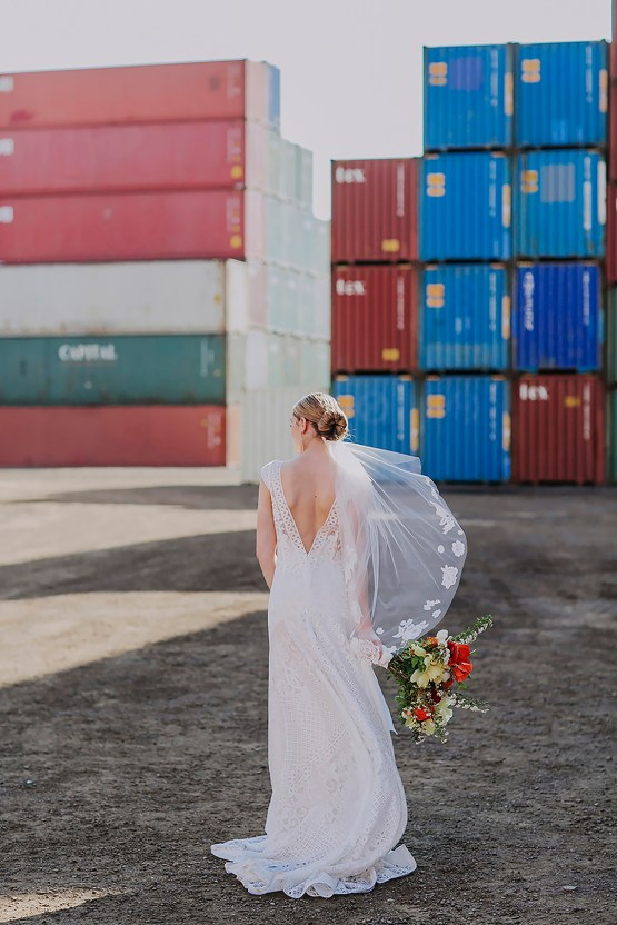 Stylish, Cool & Colorful Shipping Container Styled Shoot | Olive Studio 12