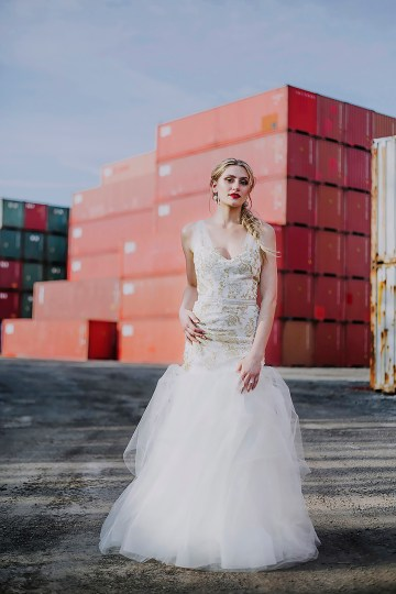 Stylish, Cool & Colorful Shipping Container Styled Shoot | Olive Studio 19
