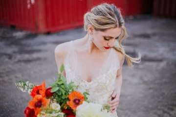 Stylish, Cool & Colorful Shipping Container Styled Shoot | Olive Studio 42