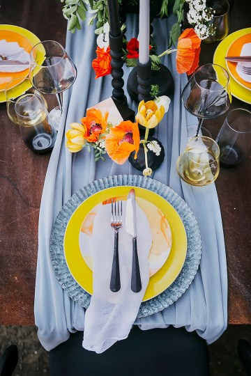 Stylish, Cool & Colorful Shipping Container Styled Shoot | Olive Studio 5