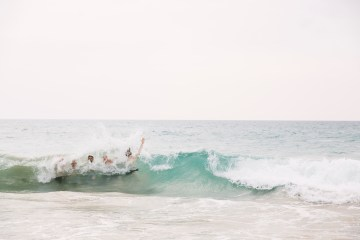 The Dreamiest Sunset Beach Wedding in Thailand   Darin Images 1