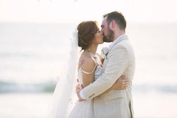 The Dreamiest Sunset Beach Wedding in Thailand   Darin Images 12
