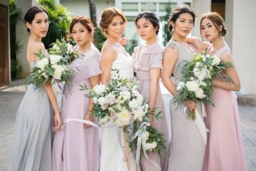 The Dreamiest Sunset Beach Wedding in Thailand   Darin Images 2