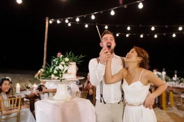 The Dreamiest Sunset Beach Wedding in Thailand   Darin Images 20