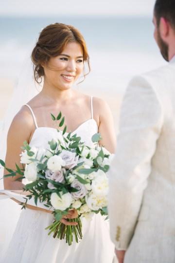 The Dreamiest Sunset Beach Wedding in Thailand   Darin Images 37