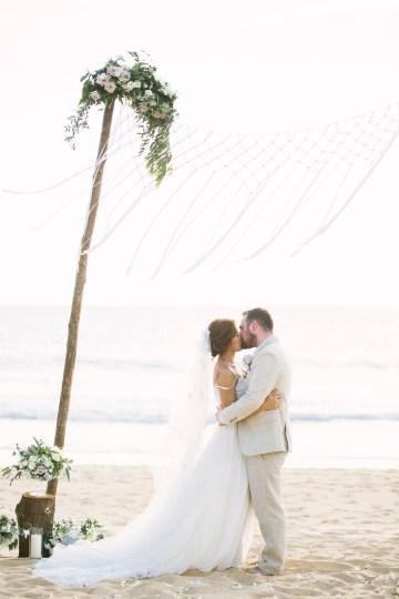 The Dreamiest Sunset Beach Wedding in Thailand   Darin Images 39