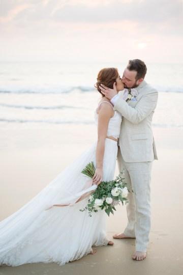 The Dreamiest Sunset Beach Wedding in Thailand   Darin Images 46