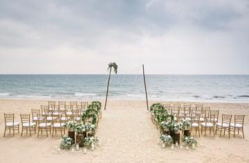 The Dreamiest Sunset Beach Wedding in Thailand   Darin Images 5