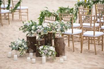 The Dreamiest Sunset Beach Wedding in Thailand   Darin Images 6