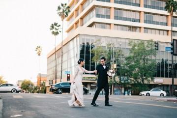 Warm Winter Wedding in a Hidden Los Angeles Italian Villa | Amanda McKinnon 12