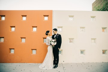 Warm Winter Wedding in a Hidden Los Angeles Italian Villa | Amanda McKinnon 18