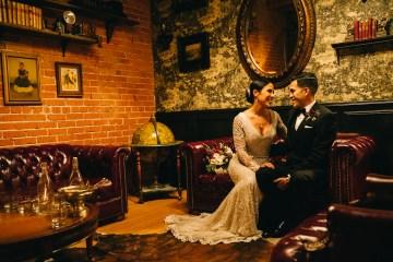 Warm Winter Wedding in a Hidden Los Angeles Italian Villa | Amanda McKinnon 22