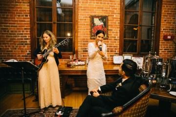 Warm Winter Wedding in a Hidden Los Angeles Italian Villa | Amanda McKinnon 30