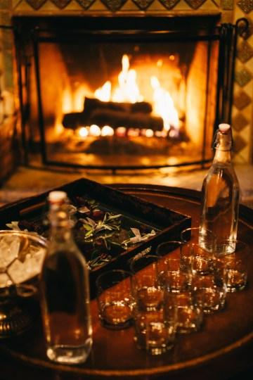 Warm Winter Wedding in a Hidden Los Angeles Italian Villa | Amanda McKinnon 33