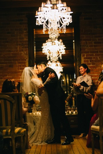 Warm Winter Wedding in a Hidden Los Angeles Italian Villa | Amanda McKinnon 57