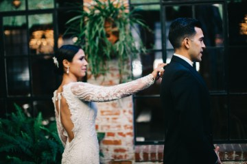 Warm Winter Wedding in a Hidden Los Angeles Italian Villa | Amanda McKinnon 8