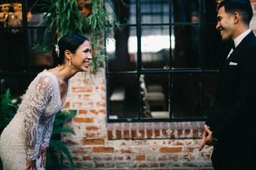 Warm Winter Wedding in a Hidden Los Angeles Italian Villa | Amanda McKinnon 9