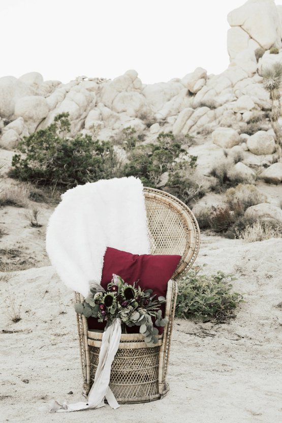 Boho Chic Elopement Inspiration with a Cool Teepee Altar | Maya Lora Photography 14