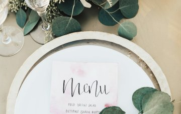 Boho Chic Elopement Inspiration with a Cool Teepee Altar | Maya Lora Photography 2