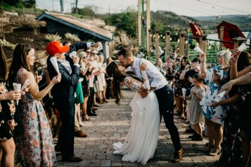 Boho Ozarks Wedding in an Magnificent Hilltop Chapel | Unveiled Radiance Photography 4