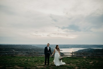 Boho Ozarks Wedding in an Magnificent Hilltop Chapel | Unveiled Radiance Photography 9