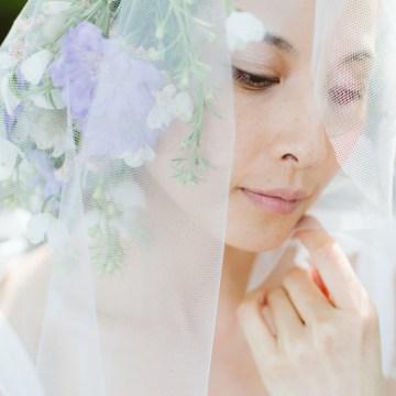 Calm, Ethereal & Romantic Lake Como Wedding Inspiration | Valentina Operandi 13