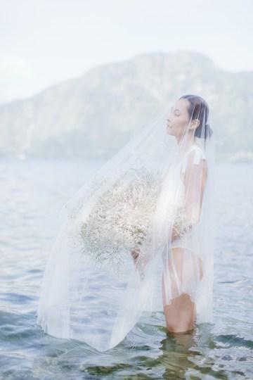Calm, Ethereal & Romantic Lake Como Wedding Inspiration | Valentina Operandi 14