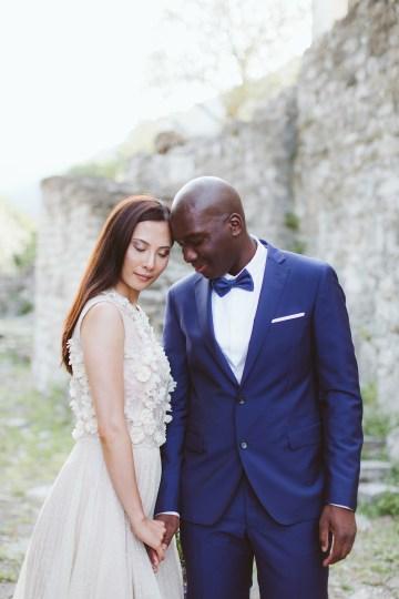 Calm, Ethereal & Romantic Lake Como Wedding Inspiration | Valentina Operandi 28