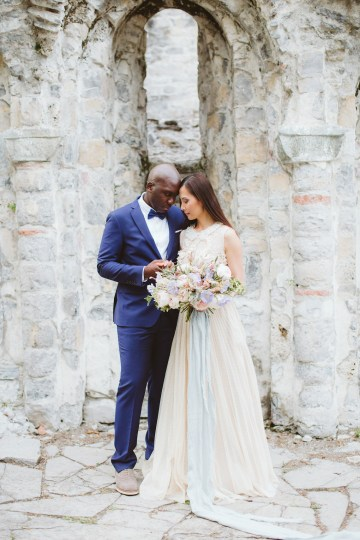 Calm, Ethereal & Romantic Lake Como Wedding Inspiration | Valentina Operandi 35