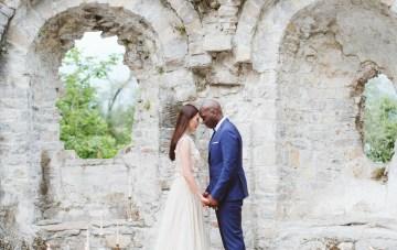 Calm, Ethereal & Romantic Lake Como Wedding Inspiration | Valentina Operandi 40