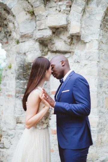 Calm, Ethereal & Romantic Lake Como Wedding Inspiration | Valentina Operandi 42