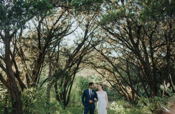 Colorful & Eclectic Americana Wedding in Texas | Amber Vickery Photography 15