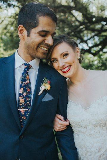 Colorful & Eclectic Americana Wedding in Texas | Amber Vickery Photography 38
