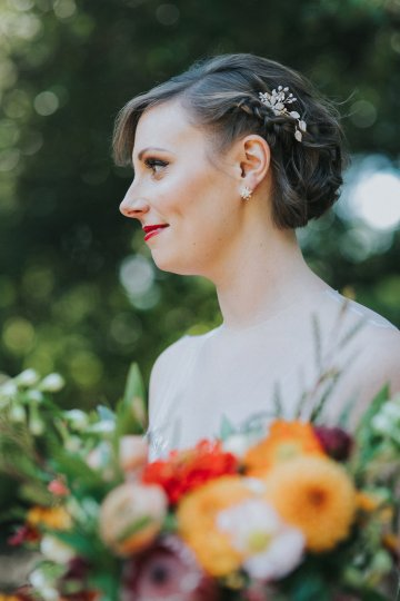 Colorful & Eclectic Americana Wedding in Texas | Amber Vickery Photography 40