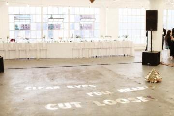 Colorful Rooftop Wedding With Geometric Modern Designs | Christian + Reinna Cruz 33