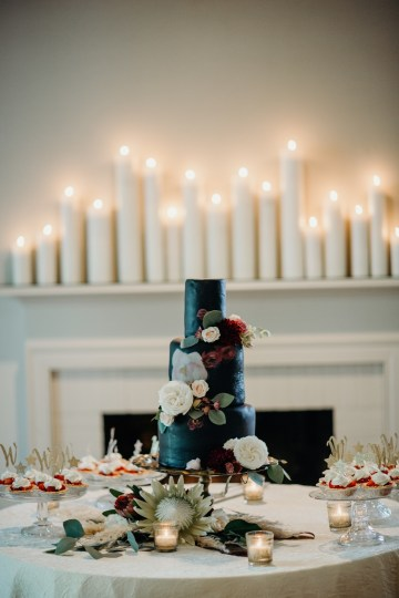 Cool Pampas Grass Wedding With Deep Berry Tones | Cedarwood Weddings 55