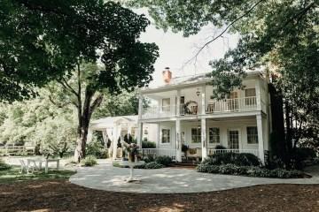 Cool Pampas Grass Wedding With Deep Berry Tones | Cedarwood Weddings 6