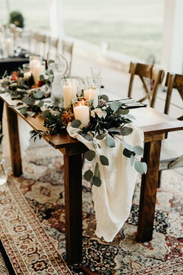 Cool Pampas Grass Wedding With Deep Berry Tones | Cedarwood Weddings 64