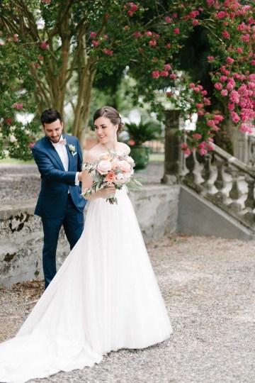 Dreamy Pink Wedding In France | Marion Heurteboust 28