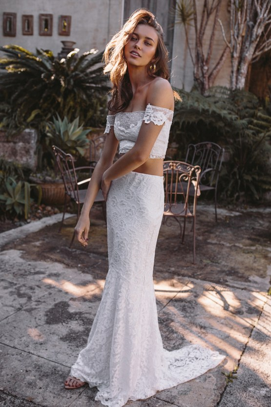 Hey Rebellious Brides, Grace Loves Lace Released A New Collection Just For You! | Saffi Gown 1