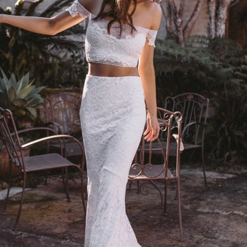 Hey Rebellious Brides, Grace Loves Lace Released A New Collection Just For You! | Saffi Gown 3