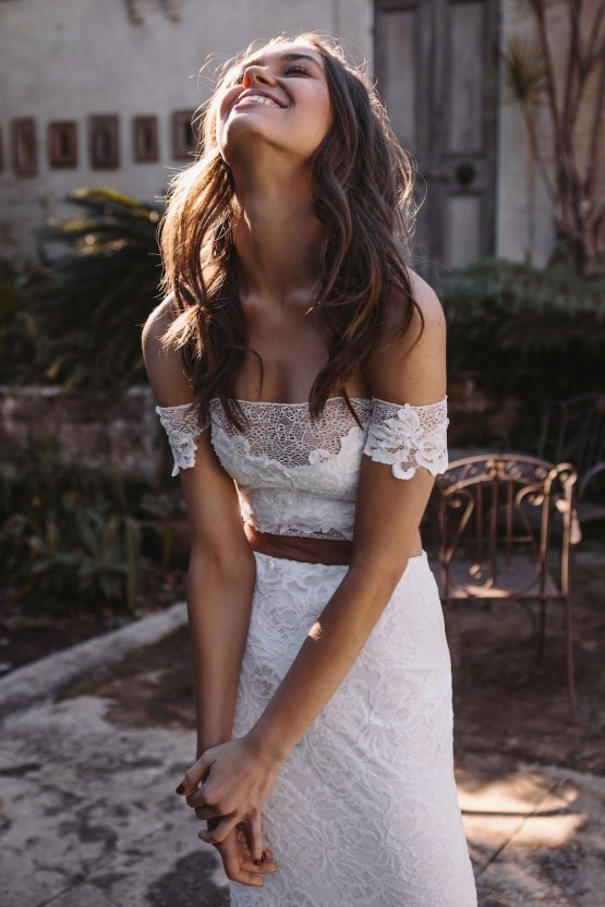 Hey Rebellious Brides, Grace Loves Lace Released A New Collection Just For You! | Saffi Gown 4