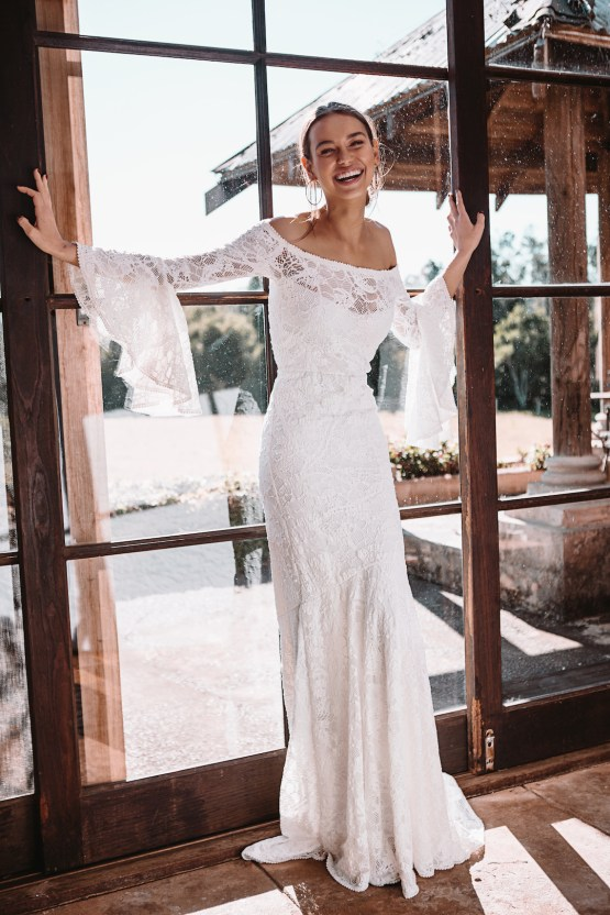 Hey Rebellious Brides, Grace Loves Lace Released A New Collection Just For You! | Sloane Gown 3