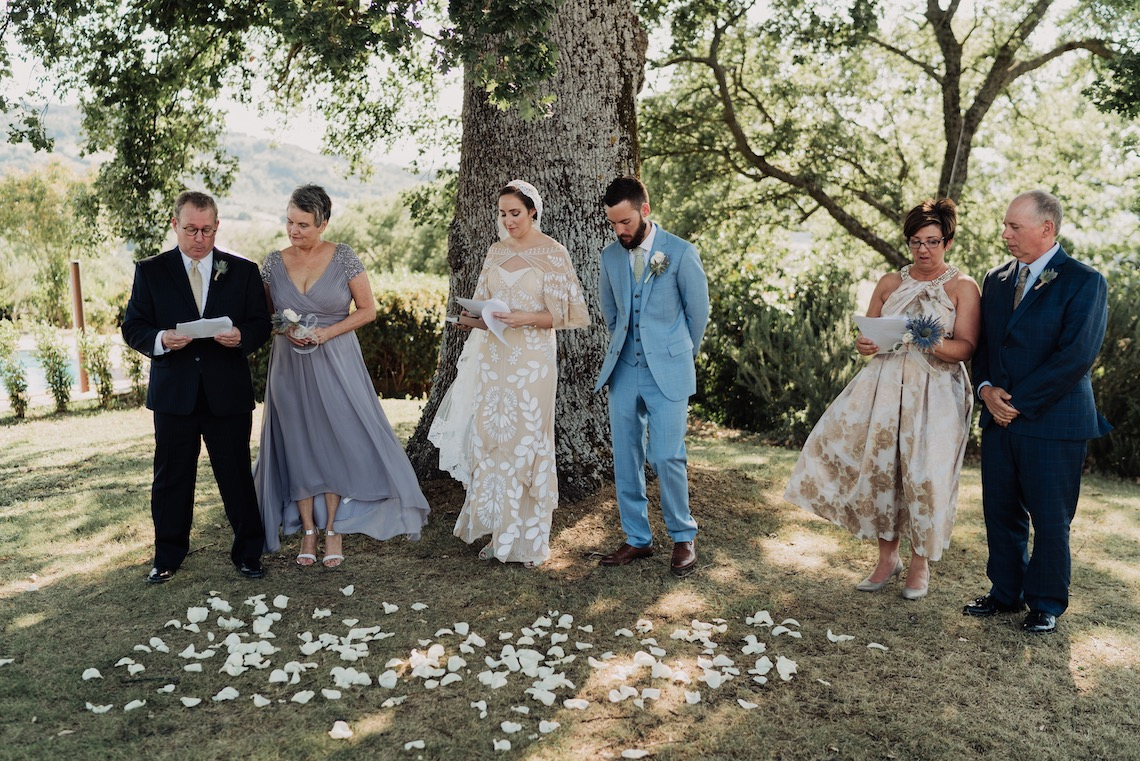 Italian Countryside Wedding with Old-World Charm | Luxia Photography 14