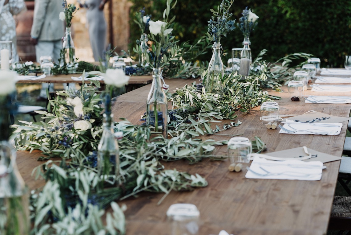 Italian Countryside Wedding with Old-World Charm | Luxia Photography 20
