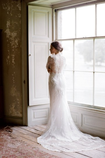 Opulent Wedding Romance In A Historic English Estate | Taylor and Porter 36